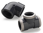 [ 01 ]  PVC Tapped Fittings