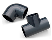[ 23 ]  PVC Cement Jointing Fittings BS (Inches)