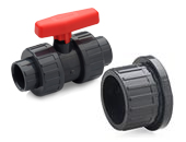[ 29 ]  PVC Ball Valves IPS (Inches)