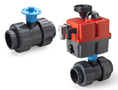 [ 35 ] Valves with actuator